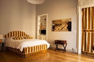 Palazzo Bellini camera gialla